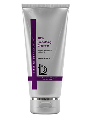 10% Smoothing Cleanser