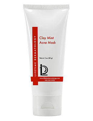Clay Mint Acne Mask