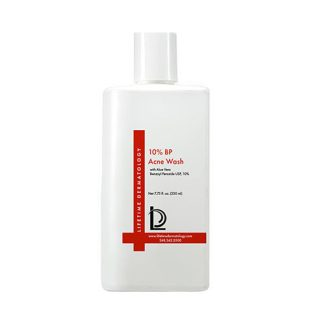 10 BP Acne Wash