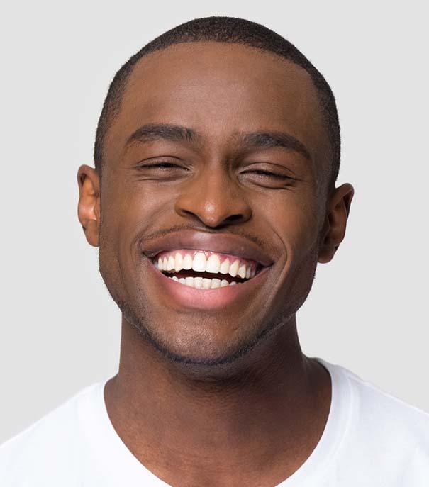 African American Black Man Dermatology