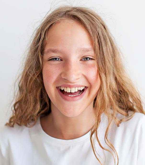 Teen Girl Dermatology